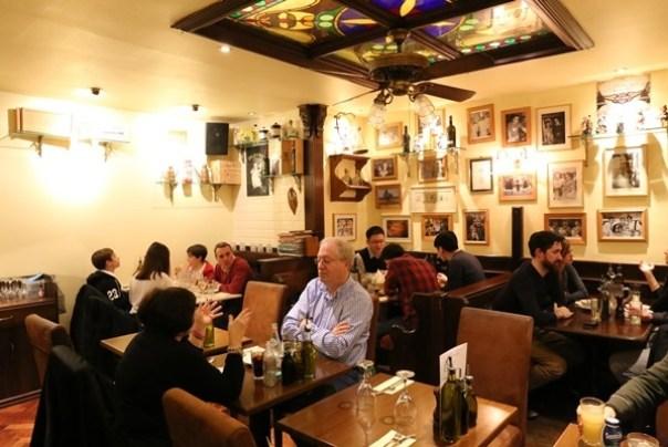 da-mario05 London-Da Mario永遠的王妃 黛安娜常吃的店在倫敦