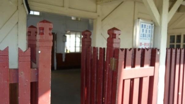 dashanstation04 後龍-大山車站 慢遊台鐵海線木造車站
