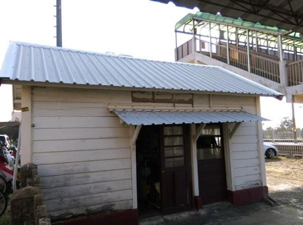 dashanstation25 後龍-大山車站 慢遊台鐵海線木造車站