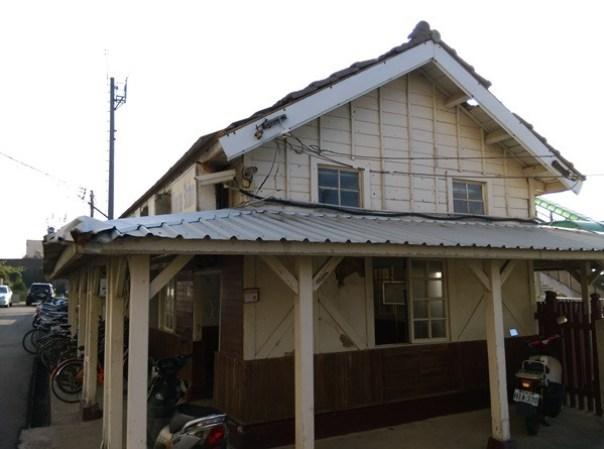 dashanstation26 後龍-大山車站 慢遊台鐵海線木造車站