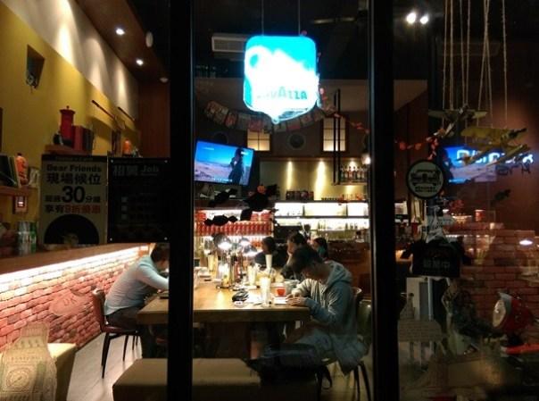 demmark04 中壢-丹馬克咖啡 溫暖空間少數開到半夜的咖啡廳