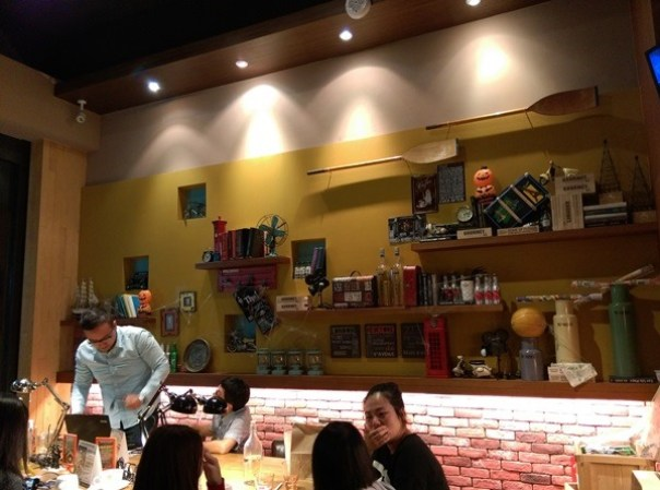demmark08 中壢-丹馬克咖啡 溫暖空間少數開到半夜的咖啡廳