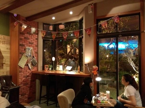 demmark12 中壢-丹馬克咖啡 溫暖空間少數開到半夜的咖啡廳