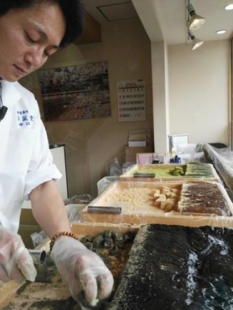 dessert04 Kyoto-峯嵐堂 渡月橋本店 好吃的蕨餅(わらびもち)