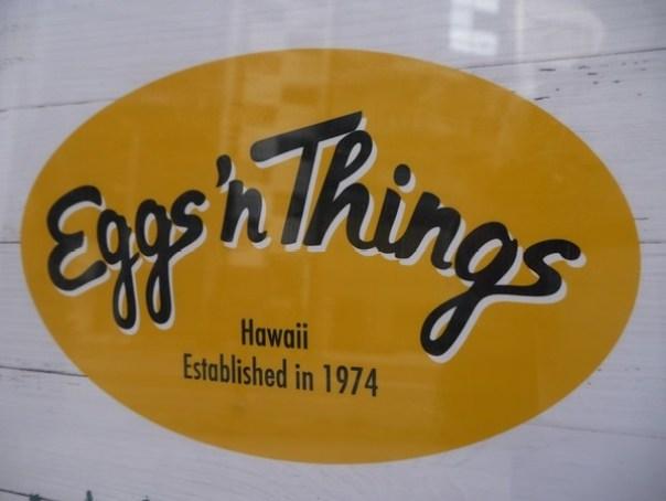 eggnthings01 Ginza-Eggs 'n Things(銀座店)來自夏威夷的早午餐名店 特色鬆餅與法式吐司