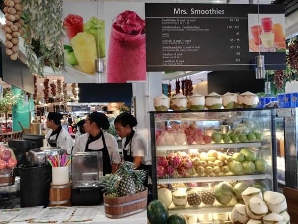 foodhall19 Bangkok-Central World Food Court高級美食街美食選擇多
