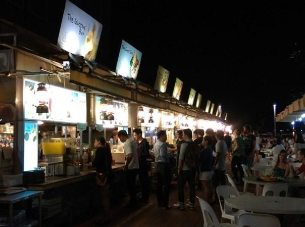 gluttonsbay04 Singapore-Gluttons Bay附帶一流新加坡美景的小吃區