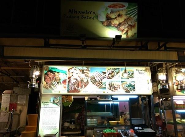 gluttonsbay07 Singapore-Gluttons Bay附帶一流新加坡美景的小吃區