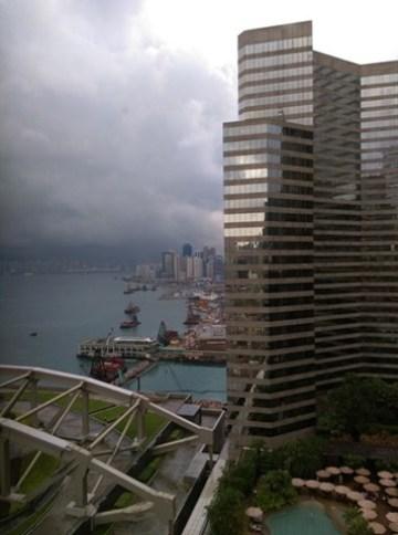 grandhyatt13 HK-Grand Hyatt舒服的飯店 五星級香港君悅酒店