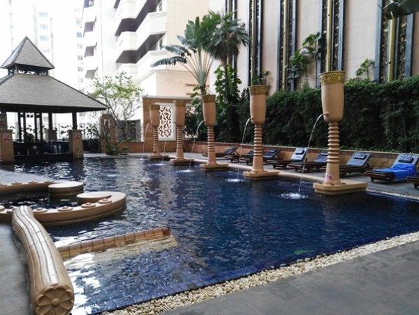 grandsukhumvit15 Bangkok-Grand Sukhumvit Hotel Bangkok交通一級方便啊