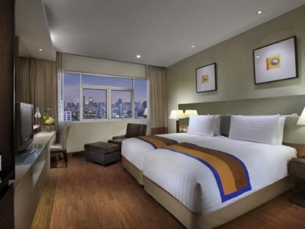 grandsukhumvit17 Bangkok-Grand Sukhumvit Hotel Bangkok交通一級方便啊