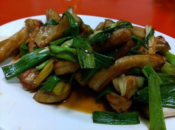 holong10 後龍-後龍小吃店 後龍第一把交椅  推紅糟肉與二層肉