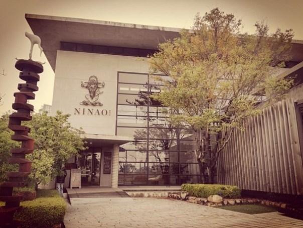 ice04 安平-NINAO Gelato蜷尾家 清水模美麗建築裡躲著得獎的好吃冰淇淋