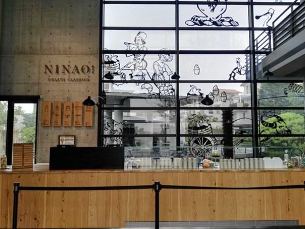 ice10 安平-NINAO Gelato蜷尾家 清水模美麗建築裡躲著得獎的好吃冰淇淋