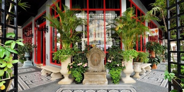 in_pic04 鹽埕-冒煙的喬 就是公寓旅店 美式復古特色旅店