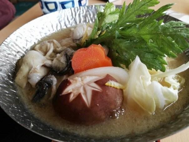 kaki12 Matsushima-たいかん亭 搭船遊松島前來一份牡蠣大餐 牡蠣也太大顆飽滿!