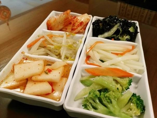 korean07 安平-韓樂亭 簡單好吃的韓式料理