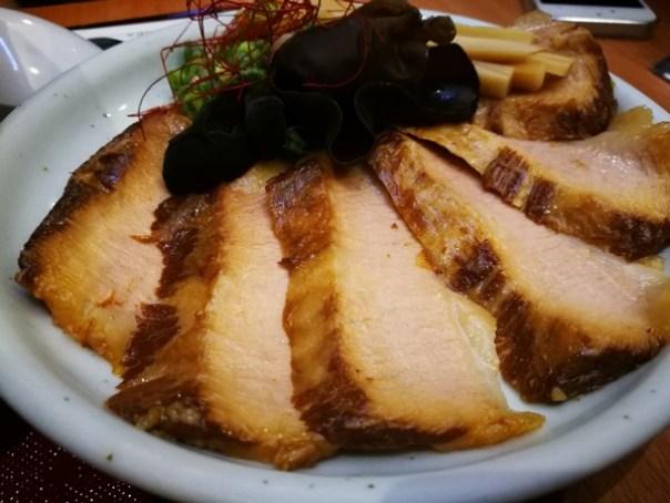 santouka07 大安-山頭火(復興SOGO) 久違了鹽味拉麵 好吃不油膩叉燒軟嫩可口