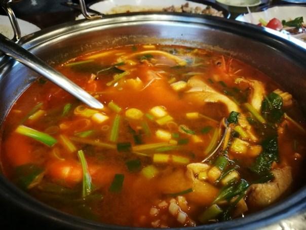 thaifood13 大園-儂翠 CP值超高的泰式料理 東西好吃搬到那裡都一樣生意興隆