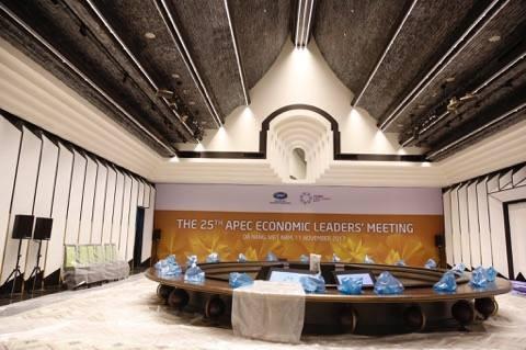 Nơi diễn ra phiên họp quan trọng nhất APEC trên bán đảo Sơn Trà