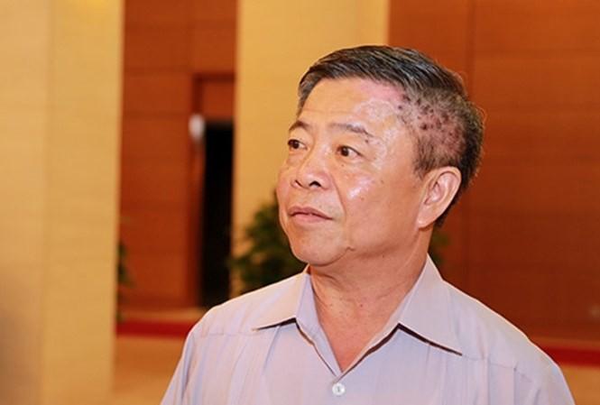 Ông Võ Kim Cự chuẩn bị rời ghế Chủ tịch Liên minh HTX