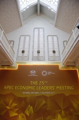 Nơi diễn ra phiên họp quan trọng nhất APEC trên bán đảo Sơn Trà - ảnh 1