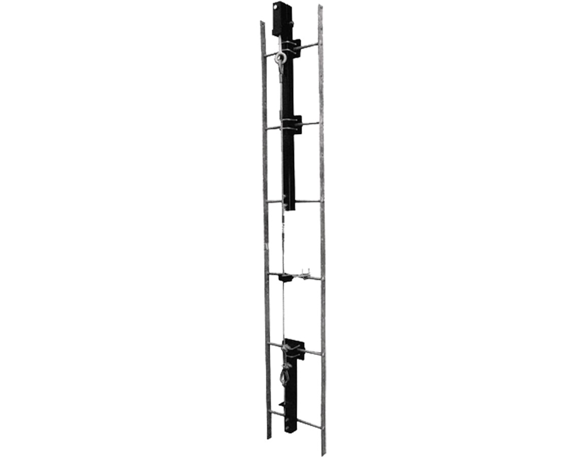 Guardian Fall Protection Cable Ladder System Tiger Supplies