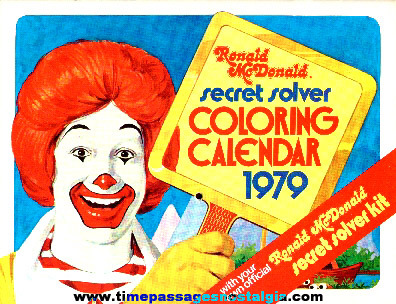 ronald mcdonalds coloring page online coloring