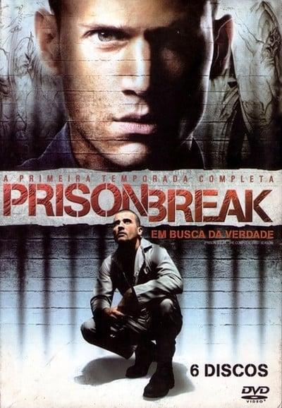 Resultado de imagem para Prison Break 1° Temporada