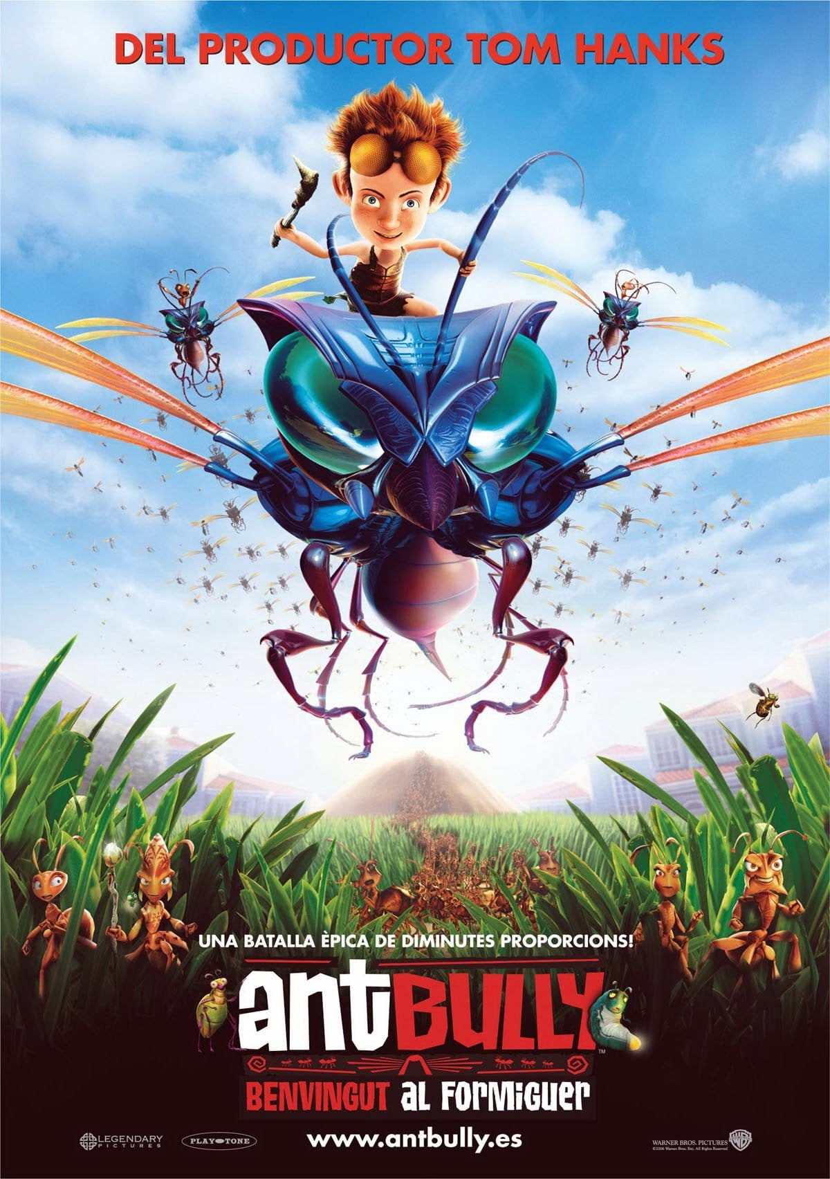 Watch The Ant Bully Full Movie Online Free