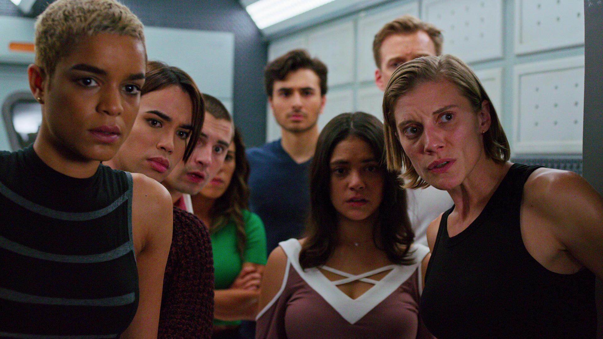 外星生命/異星空間 第1季 第3集 - Movieffm電影線上看