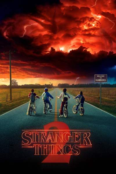 Stranger Things (TV Series 2016- ) - Posters — The Movie ...