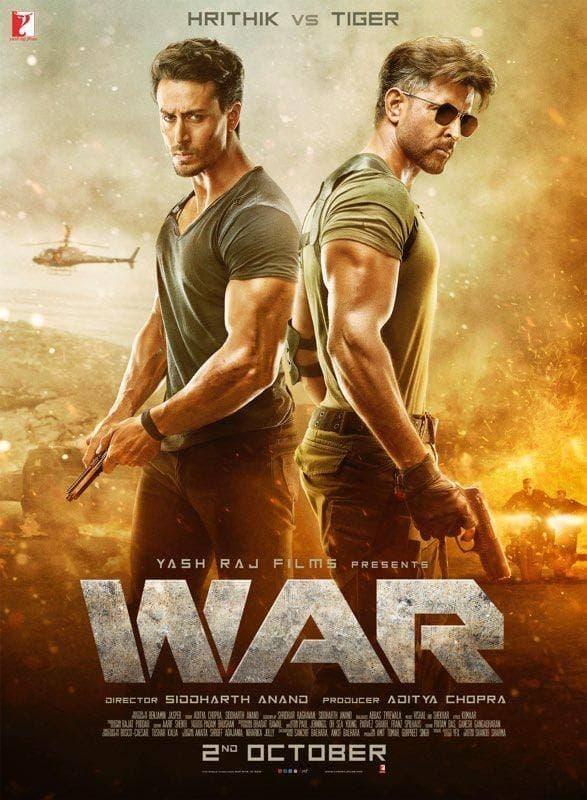 War 2019 Full Movie Hindi