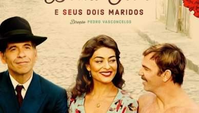"""Poster for the movie """"Dona Flor e Seus Dois Maridos"""""""