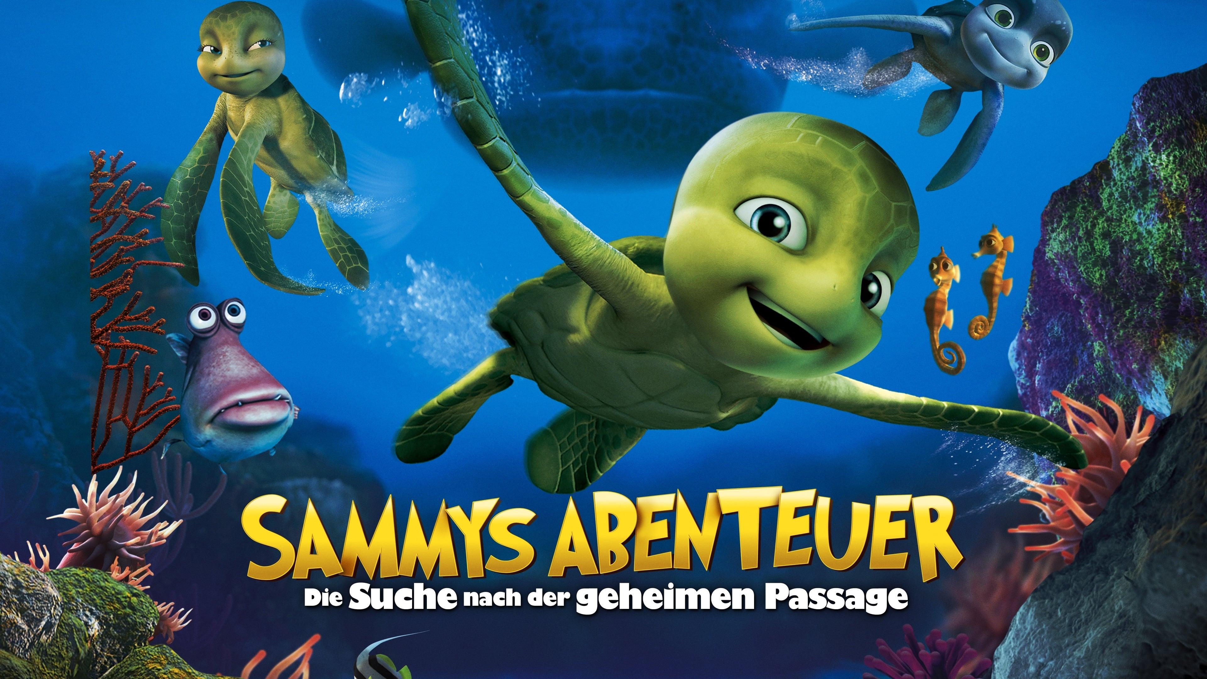 Watch A Turtle S Tale Sammy S Adventures Full