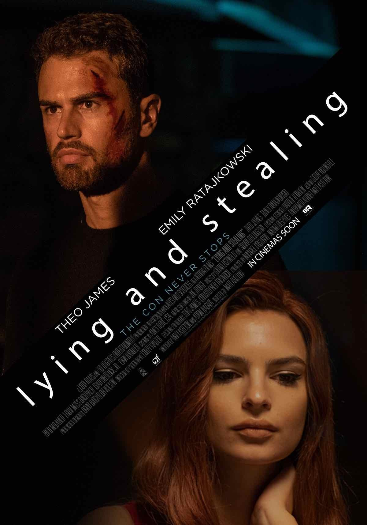 Watch Lying And Stealing Full Movie Online Free