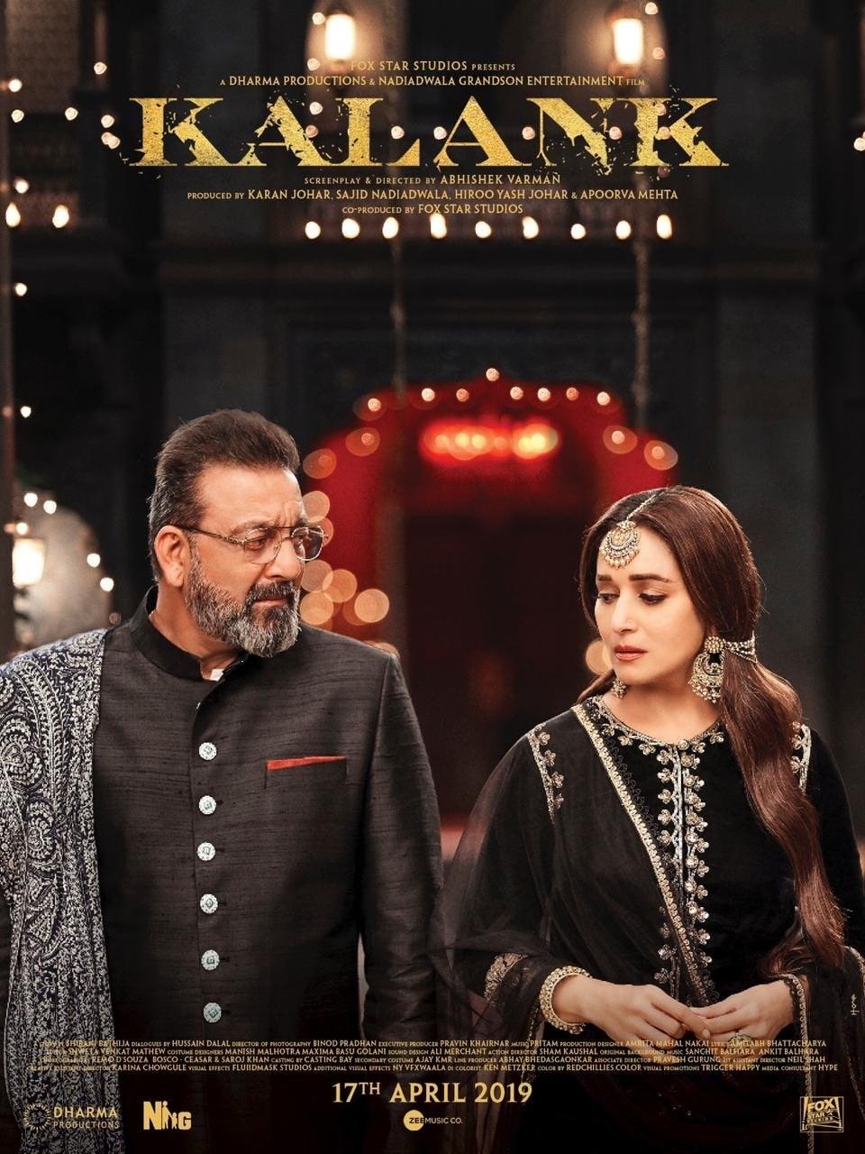 Kalank Full Movie