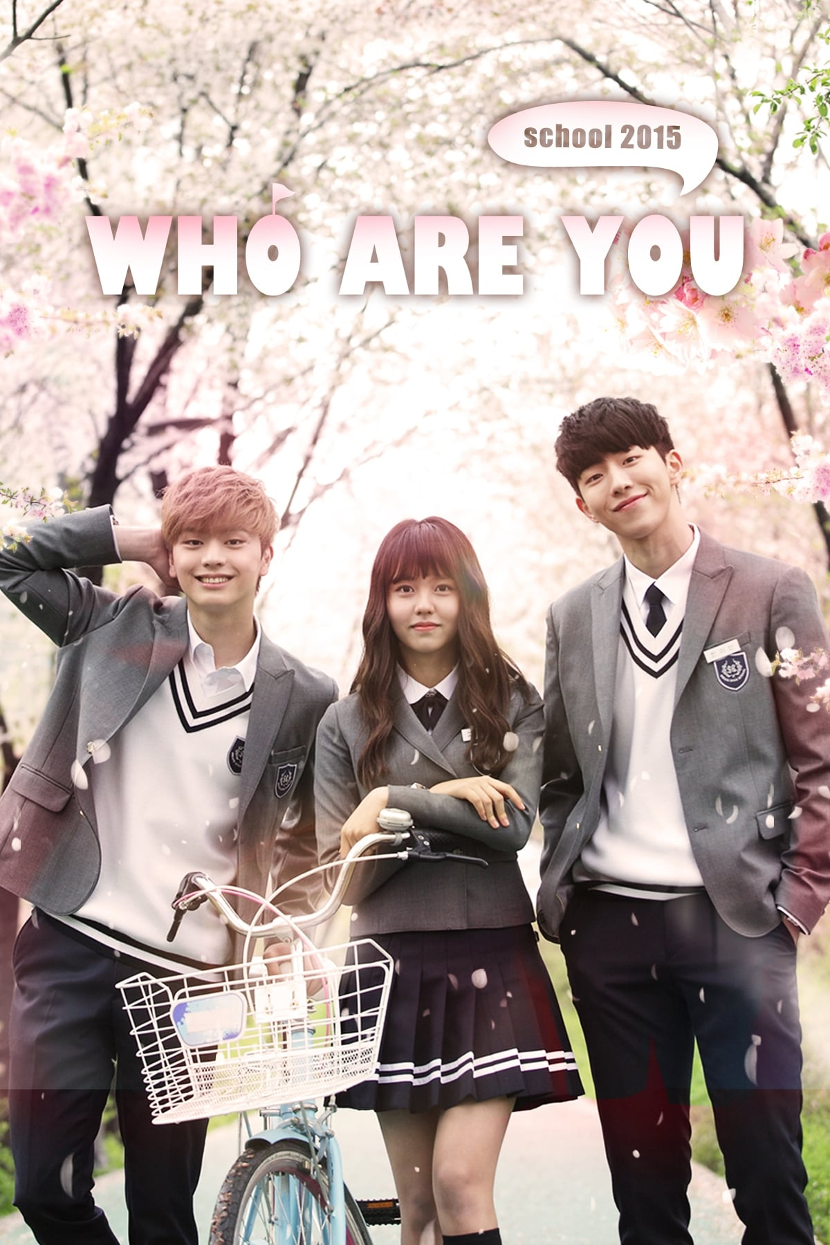 Who Are You School Tv Series