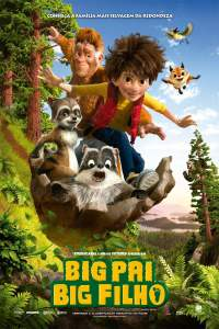 "Poster for the movie ""Big Pai, Big Filho"""