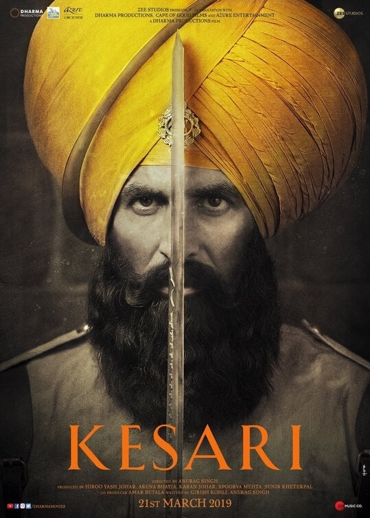 Kesari 2019 Full Movie HD