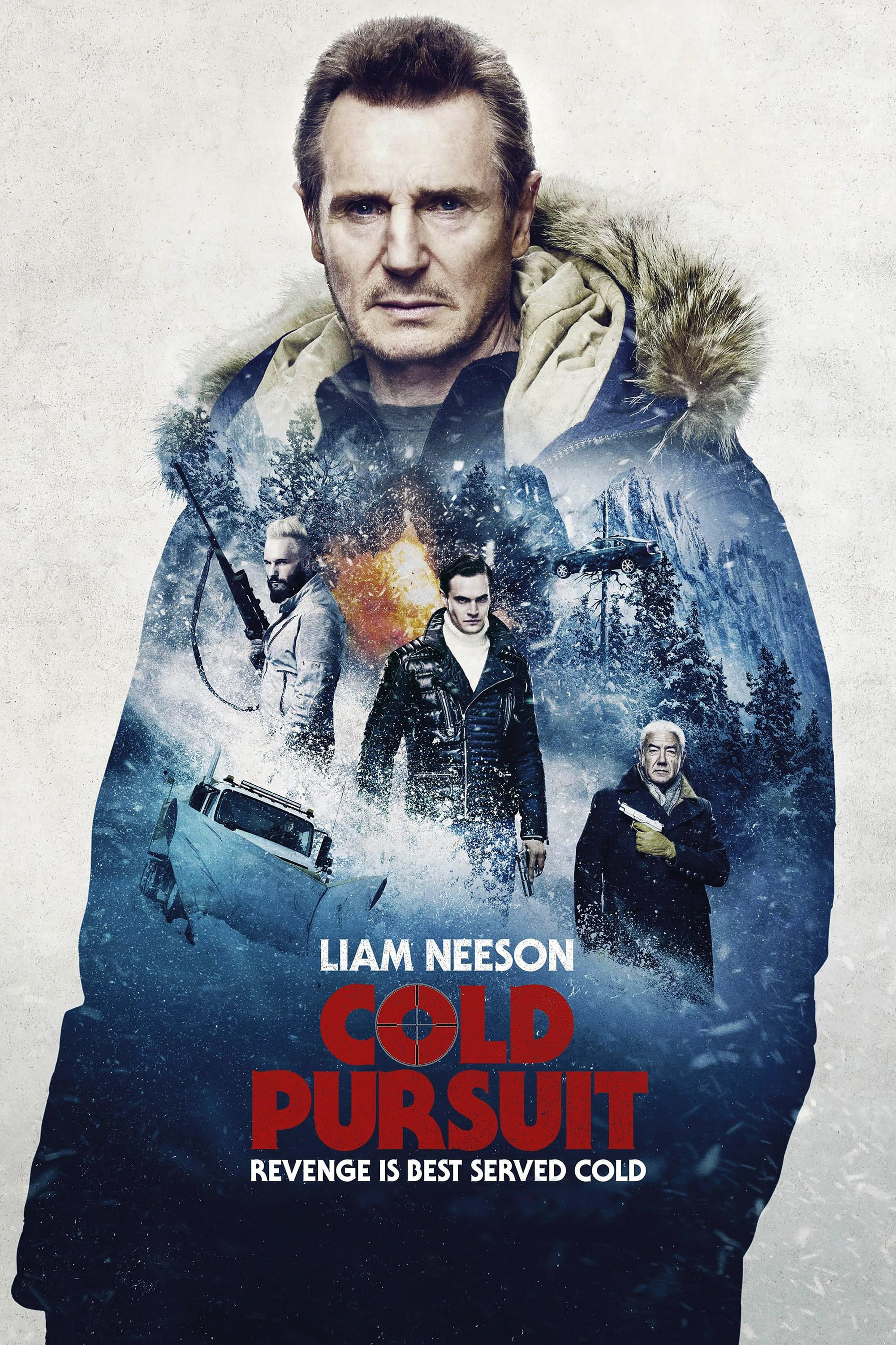 Cold Pursuit 2019 Full Movie HD