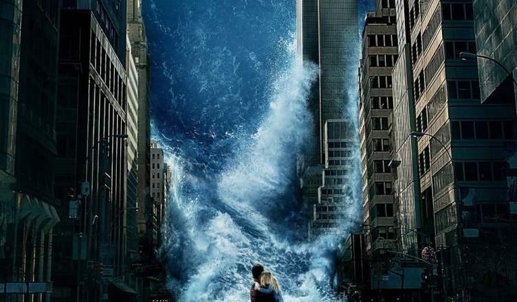 """Poster for the movie """"Tempestade: Planeta em Fúria"""""""