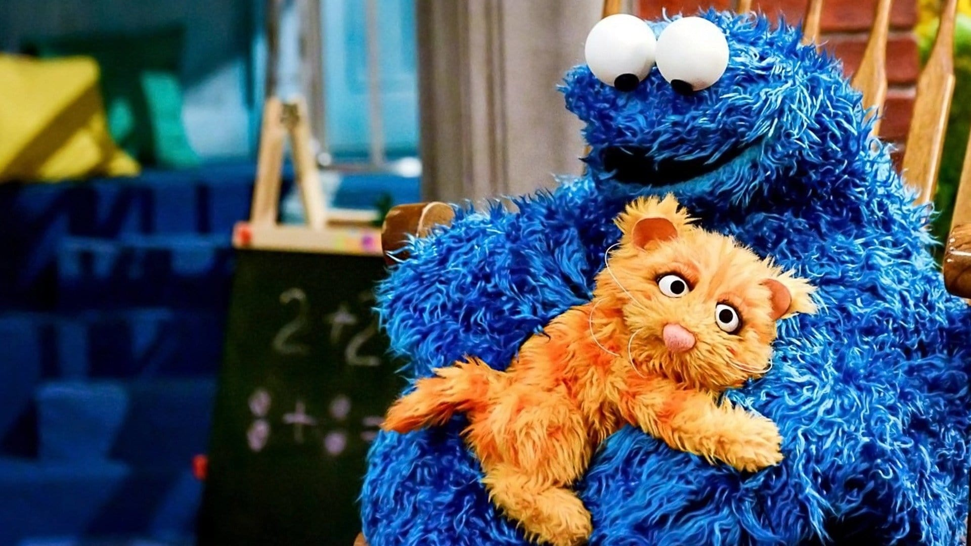 Watch Sesame Street