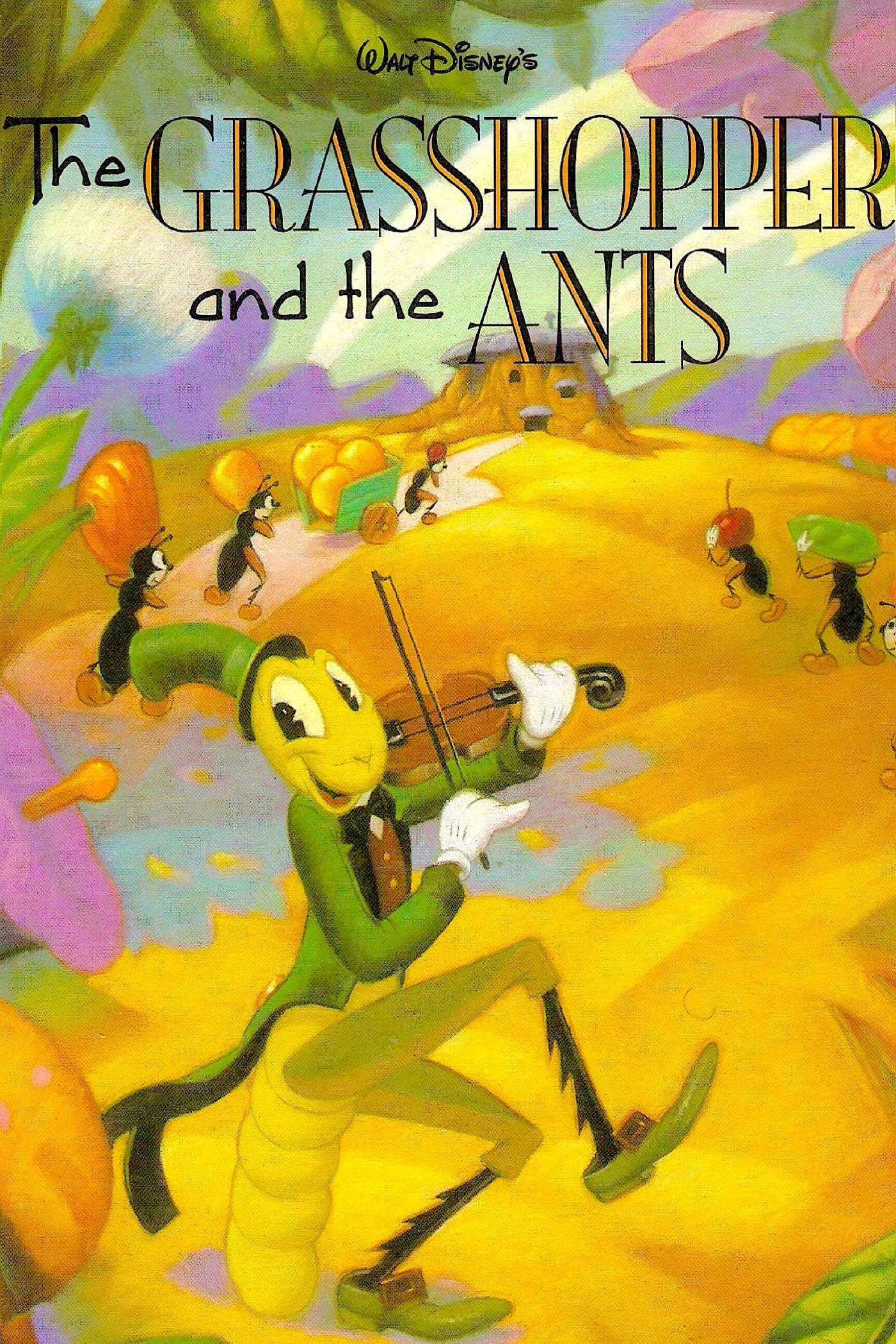 Voir The Grasshopper And The Ants En Streaming