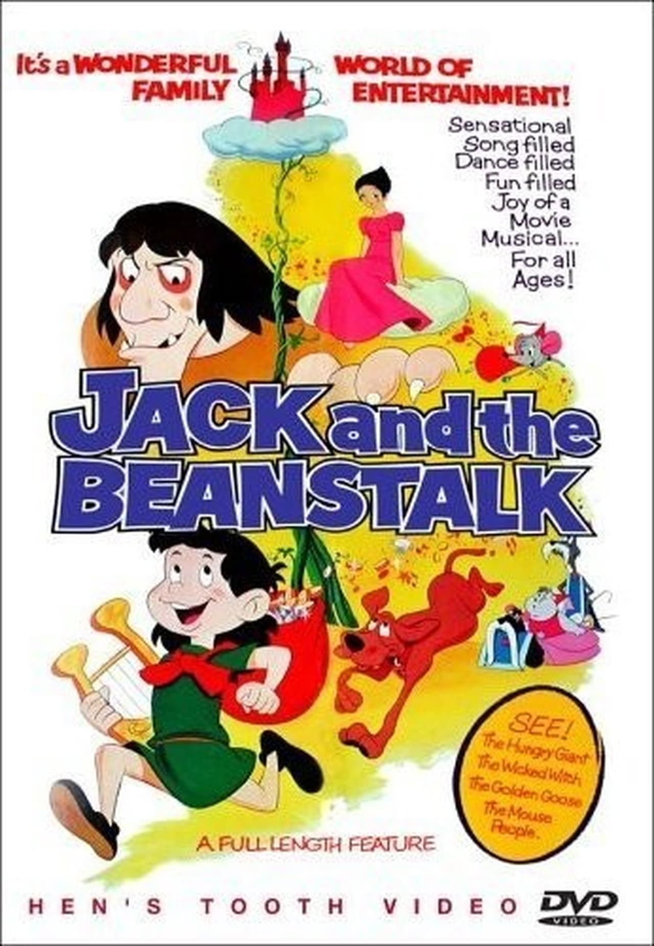 Jack Amp The Beanstalk Movie Review And Ratings By Kids