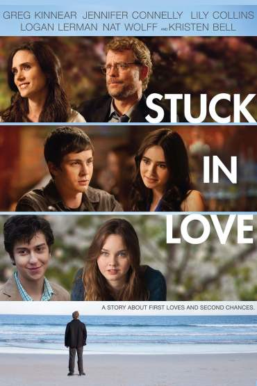 Download Stuck in Love (2012) Dual Audio {Hindi-English} 720p [800MB] || 1080p [1.5GB]