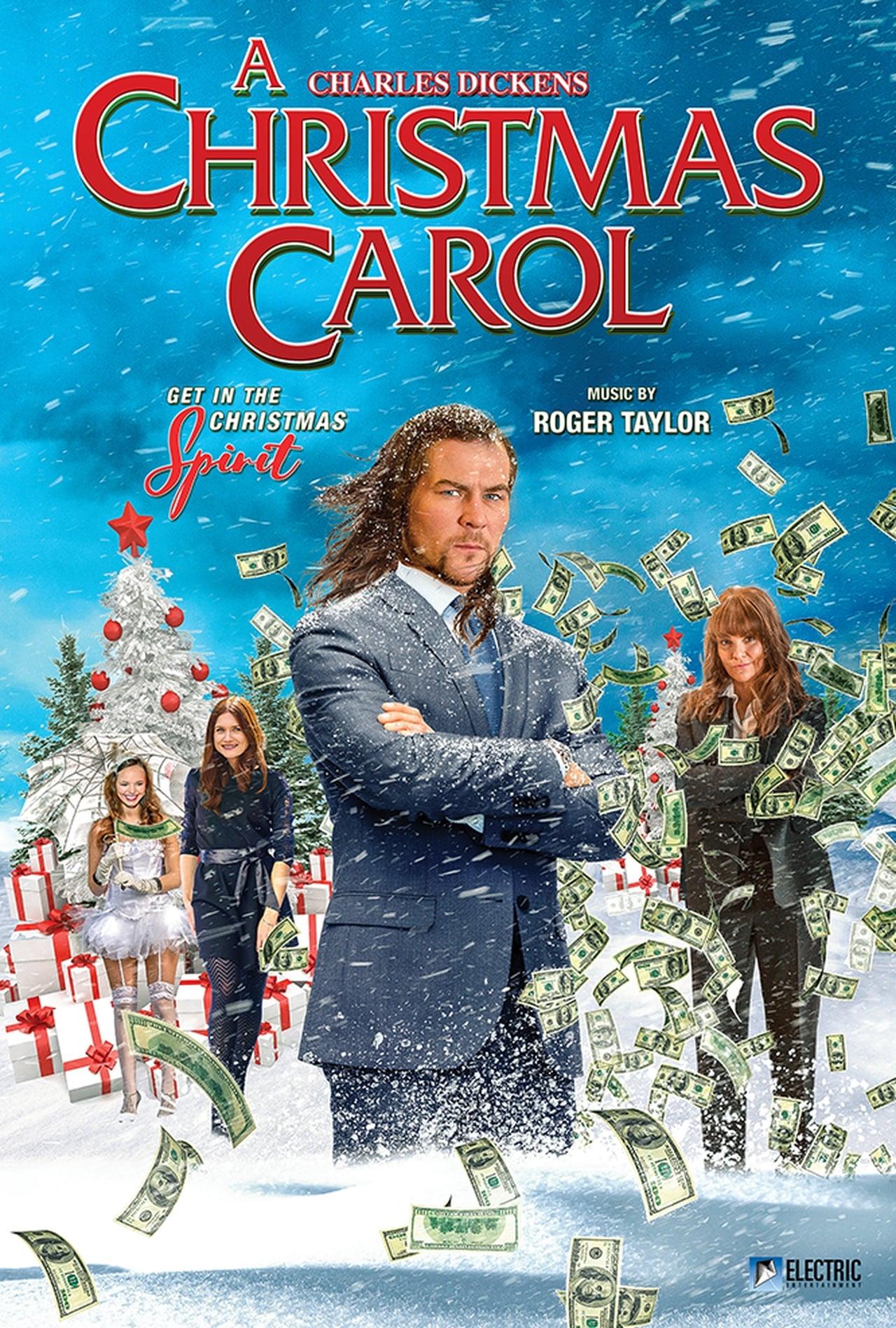 Watch A Christmas Carol Full Movie Online Free