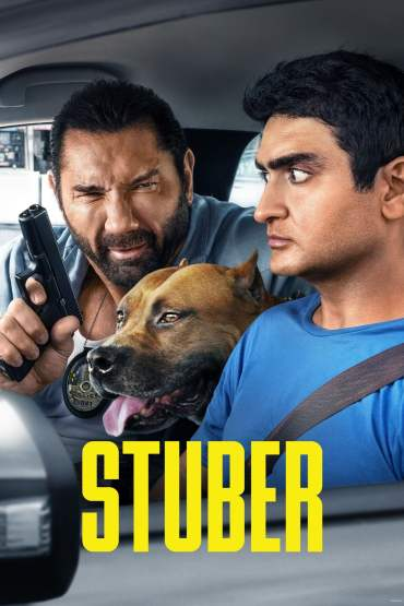 Download Stuber (2019) Dual Audio [Hindi-English] 480p [300MB] | 720p [1GB] | 1080p [2.7GB]