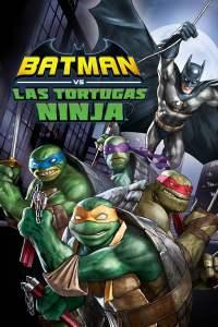 Batman contra Las Tortugas Ninja