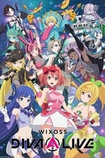 Nonton anime WIXOSS Diva(A)Live Sub Indo